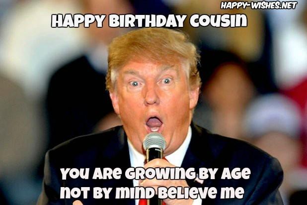 Happy Birthday Cousin You Cousin Birthday Meme