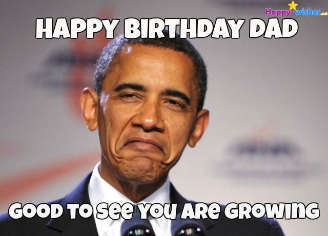 Happy Birthday Dad Good Dad Birthday Meme