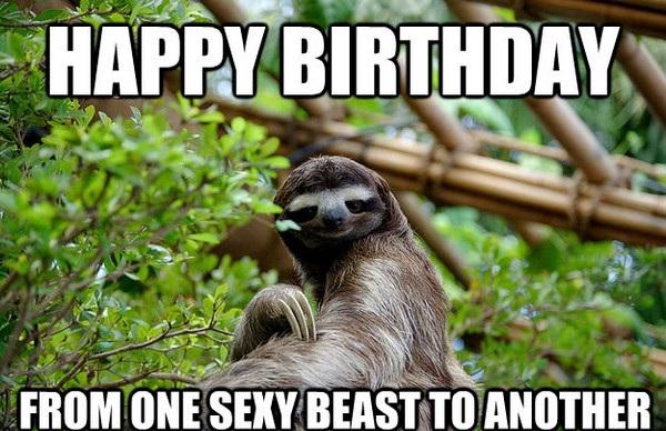 Happy Birthday From One Boyfriend Birthday Meme