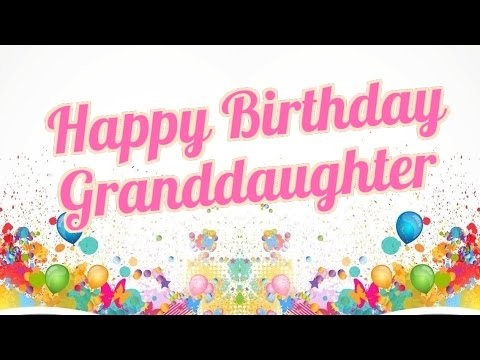 Happy Birthday Granddaughter Grandchild Birthday Meme