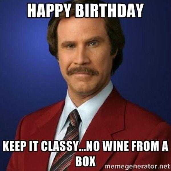 Happy Birthday Keep It Funny Birthday Meme