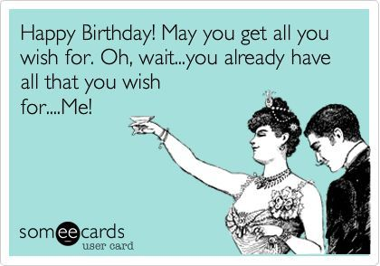 Happy Birthday! May You Fiance Birthday Meme