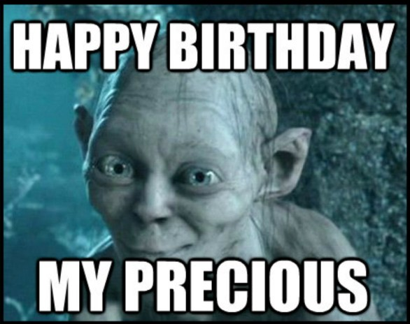 Happy Birthday My Precious Husband Birthday Meme