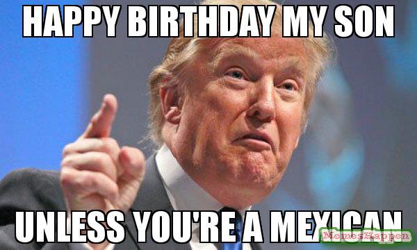 Happy Birthday My Son Son Birthday Meme