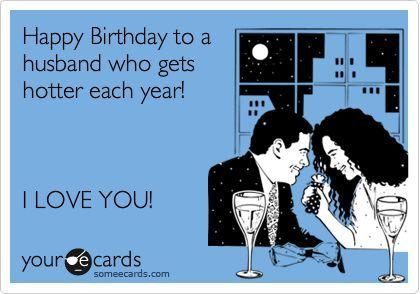 Happy Birthday To A Husband Birthday Meme