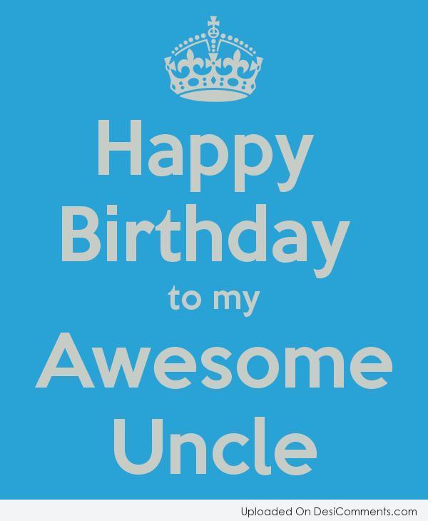 Happy Birthday To My Uncle Birthday Meme