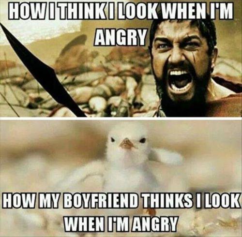 How I Think I BF Meme