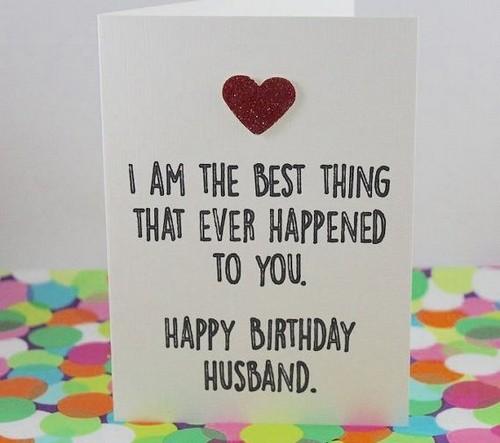 I Am The Best Husband Birthday Meme