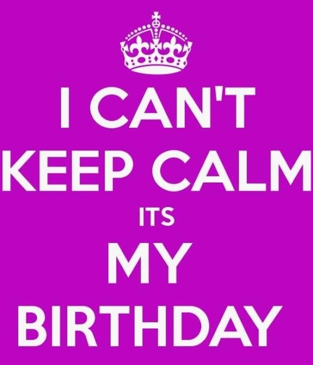 I Can't Keep Calm Godmother Birthday Meme
