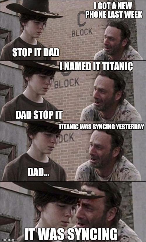 I Got A New Dad Meme