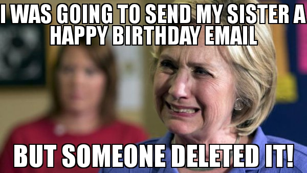 I Was Going To Send Sister Birthday Meme