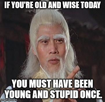 If You're Old And Funny Birthday Meme