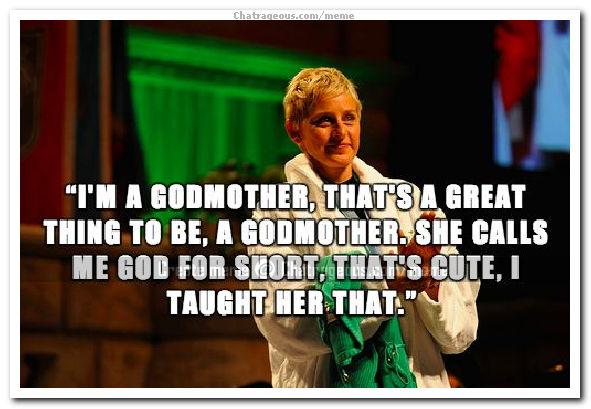 I'm A Godmother That's Godmother Meme