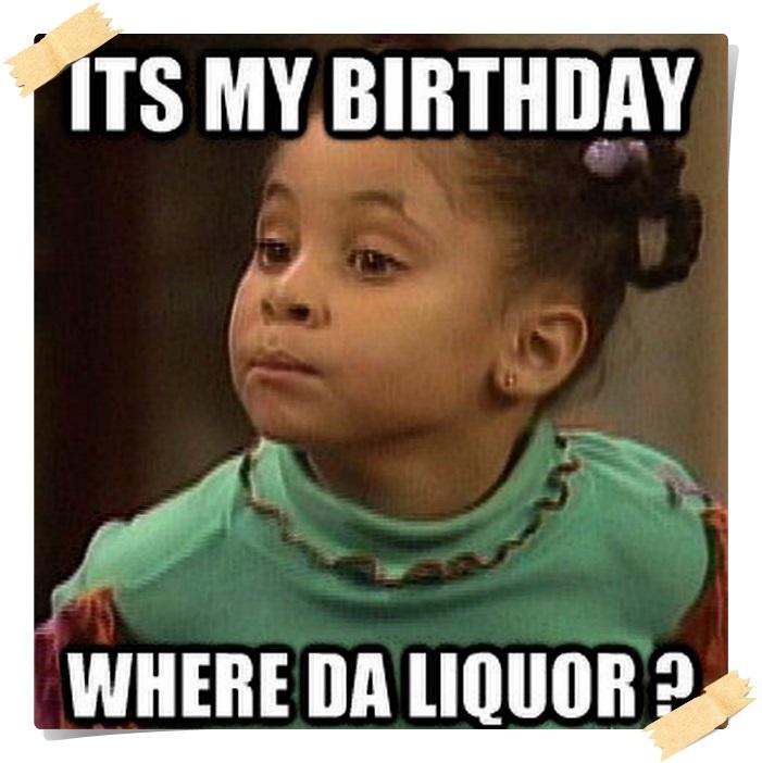 Its My Birthday Where Girlfriend Birthday Meme
