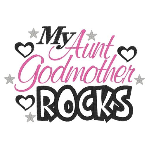My Aunt Godmother Rocks Godmother Birthday Meme