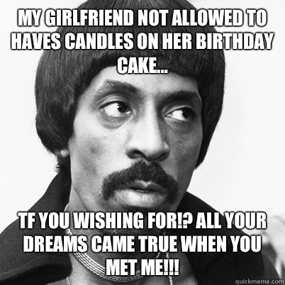 My Girlfriend Not Allowed GF Birthday Meme