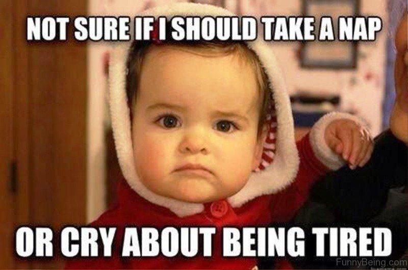 Not Sure If I Baby Meme