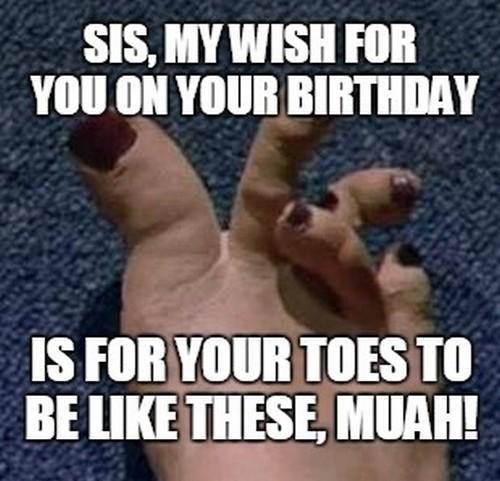 Sister Birthday Meme 05