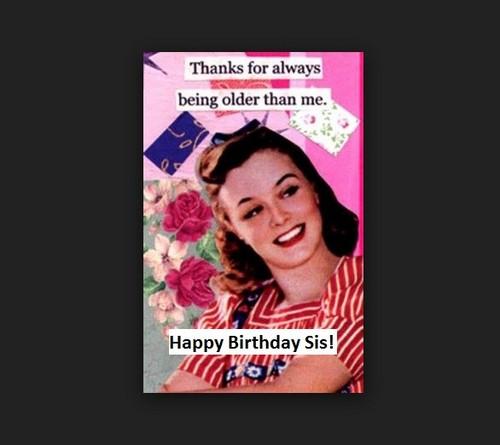 Sister Birthday Meme 08