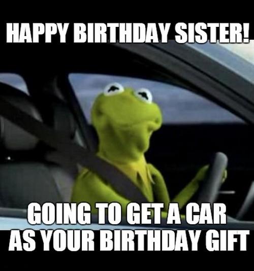 Sister Birthday Meme 13