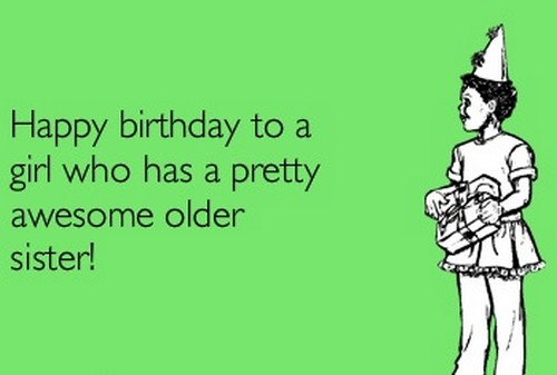 Sister Birthday Meme 16
