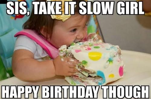 Sister Birthday Meme 26