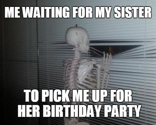 Sister Birthday Meme 38