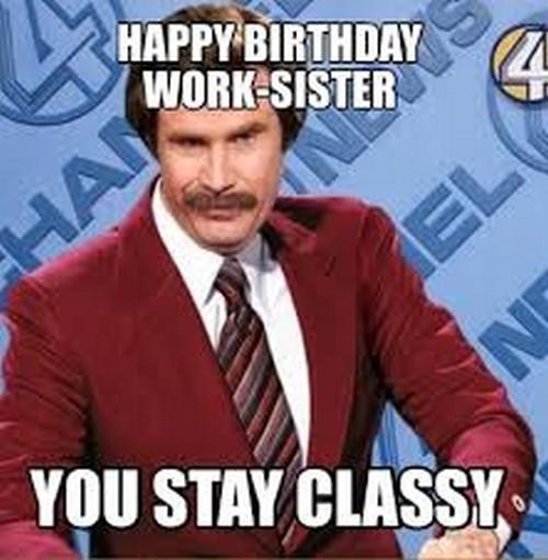Sister Birthday Meme 48