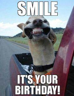 Smile It's YourBirthday! Aunt Birthday Meme
