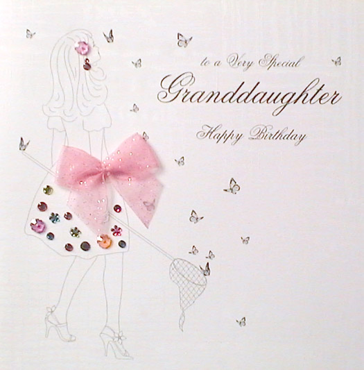 To A Very Special Granddaughter Birthday Meme