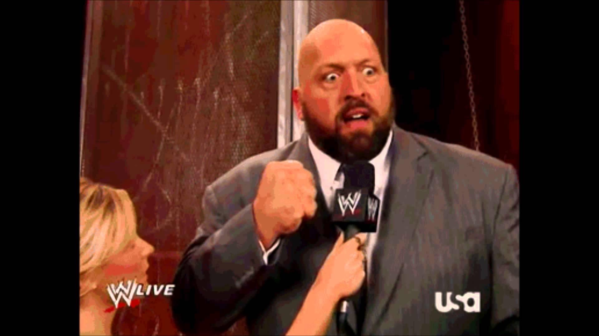 WWE Live USA Big Show Meme