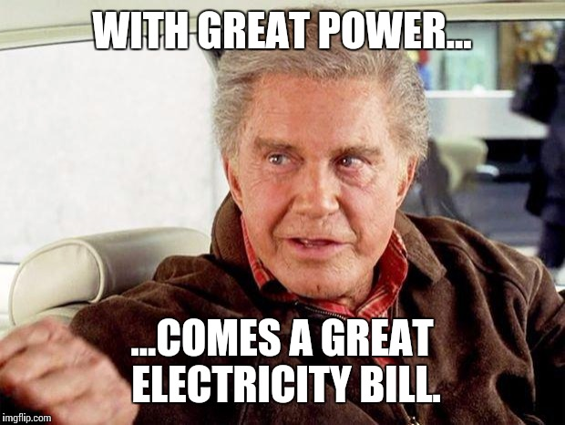 With Great Power Comes Uncle Meme