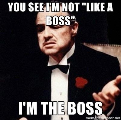 You See I'm Not Like Godfather Birthday Meme