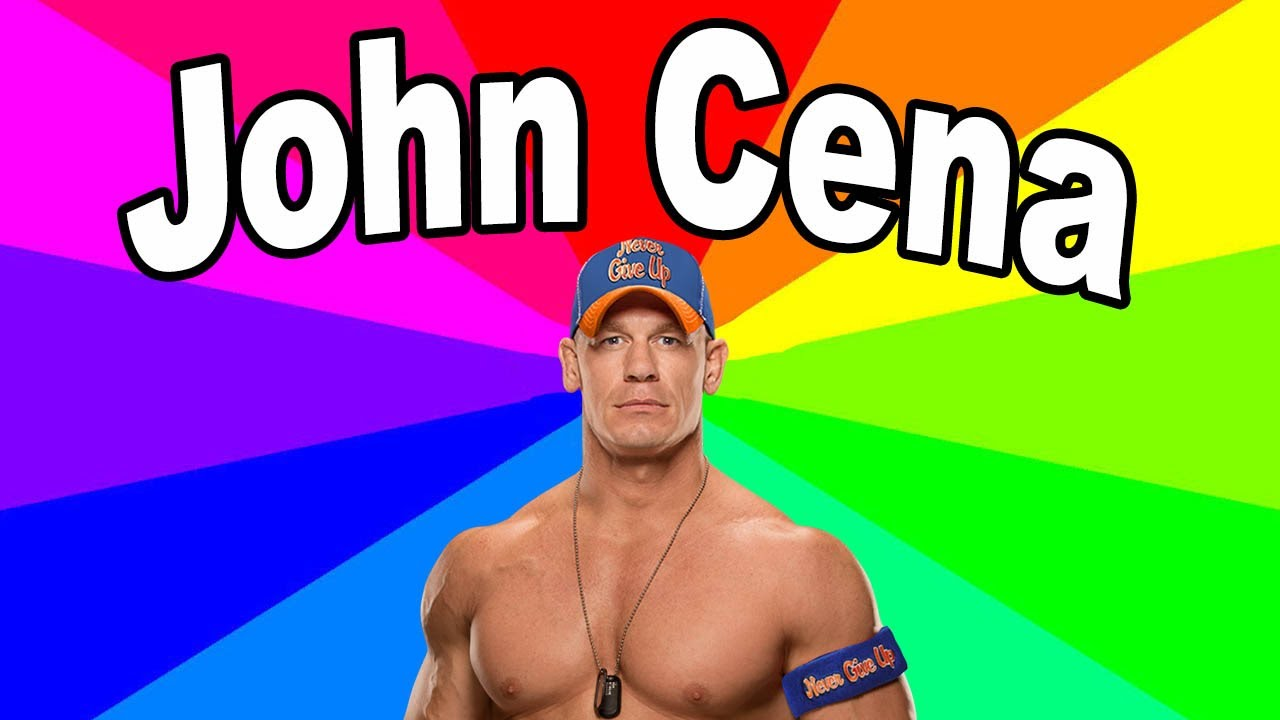 John Cena Wallpaper John Cena Meme