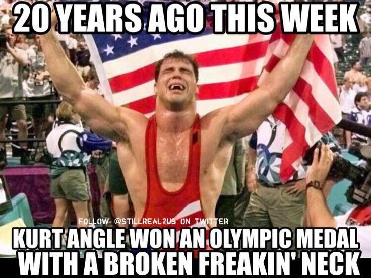 20 Years Ago This Kurt Angle Meme