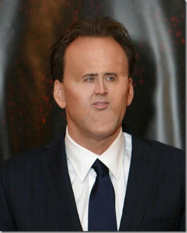 Face Shrink Actor Meme Face