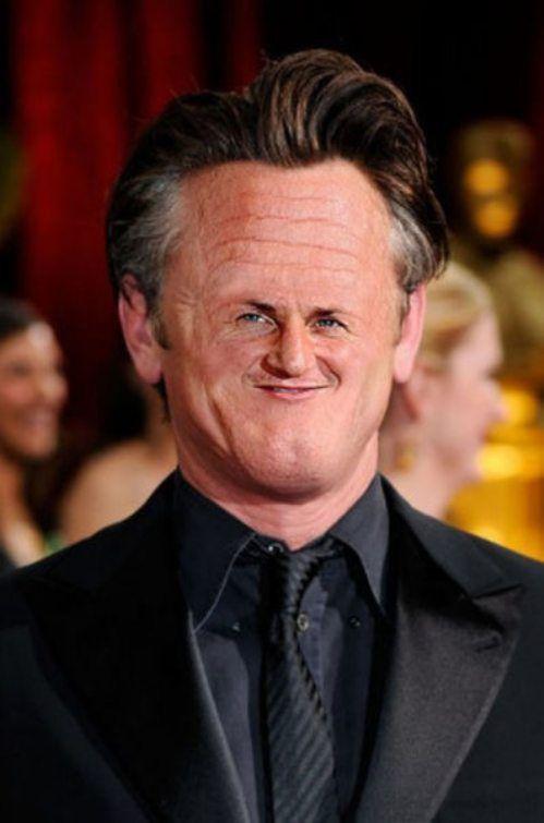 Small Face Shrink Actor Meme Face