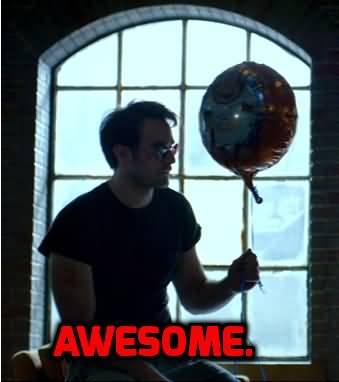 Awesome Daredevil Meme