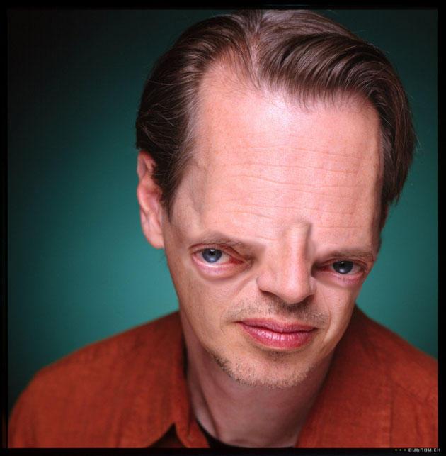 Big Head Actor Meme Face