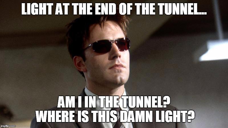 Light At The End Daredevil Meme
