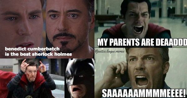 Benedict Cumberbatch Is The Doctor Strange Meme
