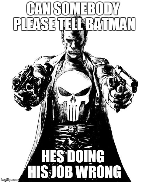 19 Funny Punisher Meme That Make You Laugh
