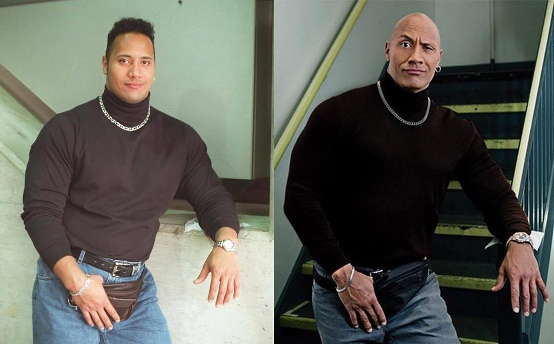 Funny The Rock Memes