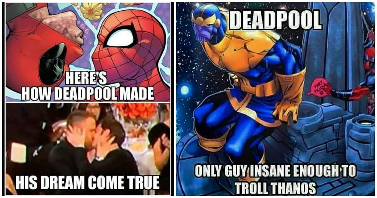 Here's How Deadpool Made Deadpool Meme
