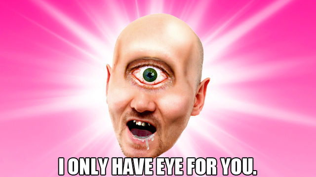 I Only Have Eye Cyclops Meme