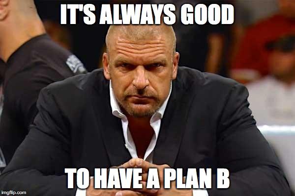 It's Always Good To Triple H Meme