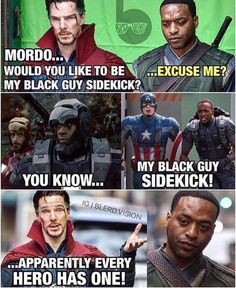 Mordo.. Would You Like Doctor Strange Meme