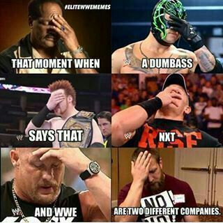 That Moment When Says Wwe Memes