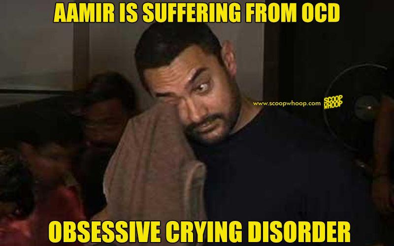 Aamir Is Suffering From Aamir Khan Meme