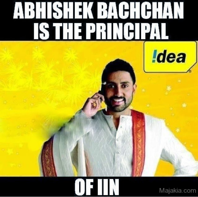 Abhishek Bachchan Is The Abhishek Bachchan Meme